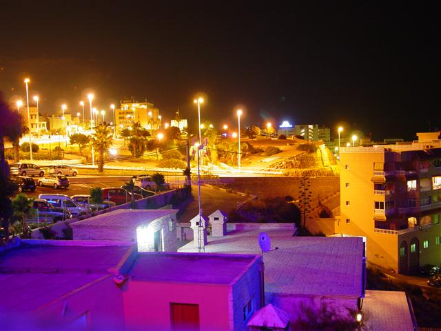 Torrevieja Night Time Photo